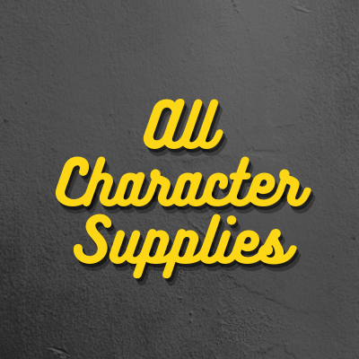 All Character Supplies